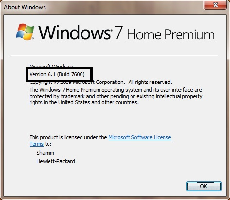 windows 7 home premium serial 2018