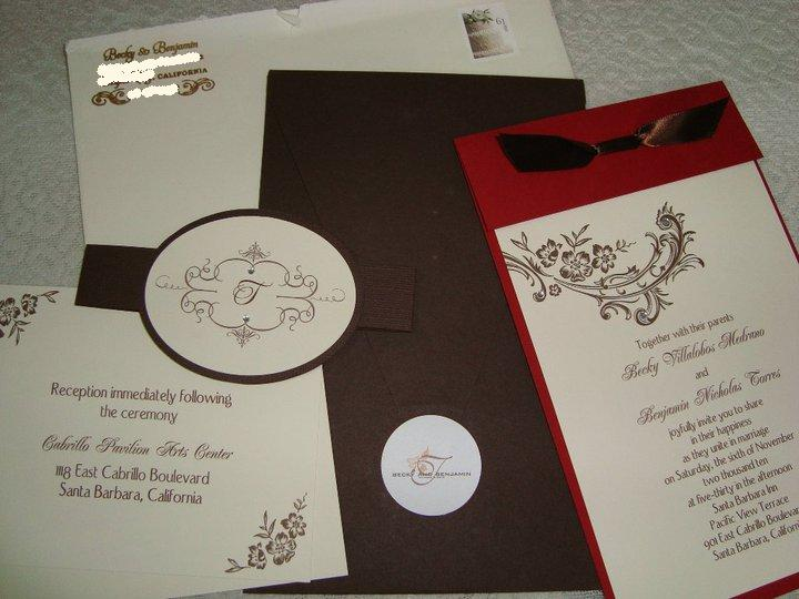 Target Wedding Invitations Kits: My Journey Through Life And Scrapbooking