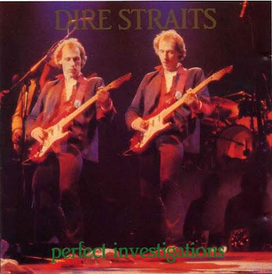 Dire Straits (1986) Perfect Investigations. ¡Y ahora lo podes escuchar online!