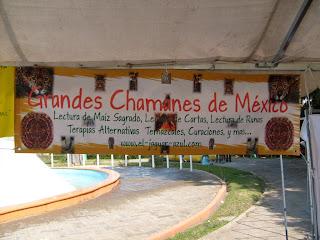Los Grandes Chamanes de México.