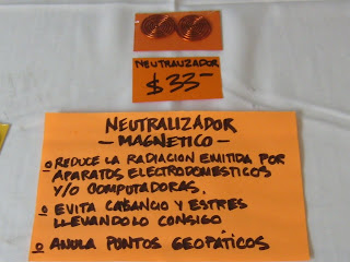 Supuestos neutralizadores magnéticos.