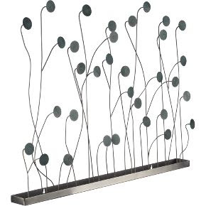 The Weeds Wall Art- $89.95- fun and funky wall hanging. Imagine lit up with tealights at night.  sc 1 st  Room to Romp & Room to Romp: whatu0027s new cb2?