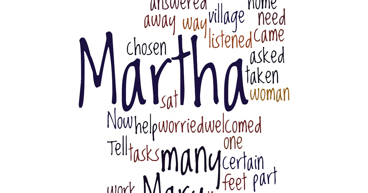 Progressive Near Me >> Rectory Musings: Word as a Wordle - 7th Sunday After Trinity