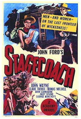 stagecoach western
