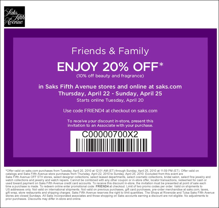 1b50680402f3f The Saks Friends   Family Sale  Mother s Little Helper for Mother s Day