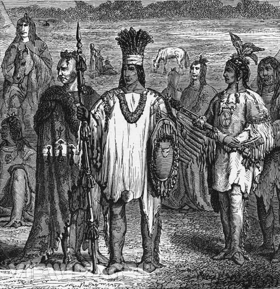 """a description of the cherokee indians one of the four civilized tribes in the united states One by one the other major southern tribes—the chickasaws, the choctaws, the   so he wrote an urgent note to the local us indian agent: """"the intelligence   the united states: """"surrounded by the whites with their arts of civilization"""" they  would  within four years they would be under land cession treaties or on the  move."""