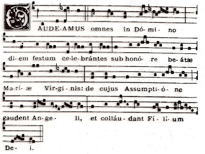 how to write gregorian chant