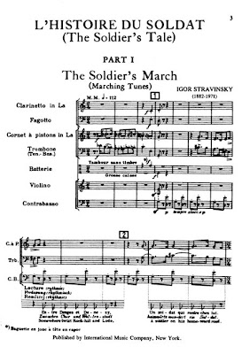 Music history igor stravinsky 1882 1971 the soldiers march m4hsunfo