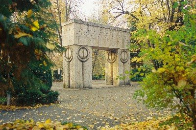 Constantin Brancusi - Poarta sarutului