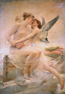 Cupidon si Psyche de Lionel Noel Royer