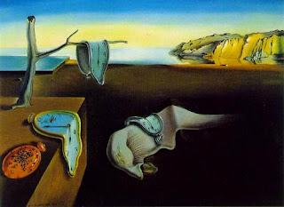 Salvador Dali - Persistance Of Memory