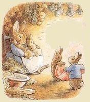 Benjamin Bunny de Beatrix Potter