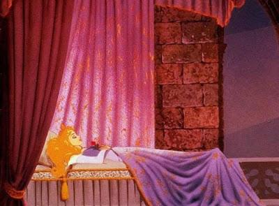 Disney - Frumoasa din padurea adormita