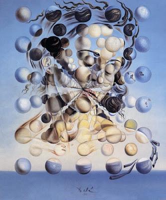 Galatea de Salvador Dali