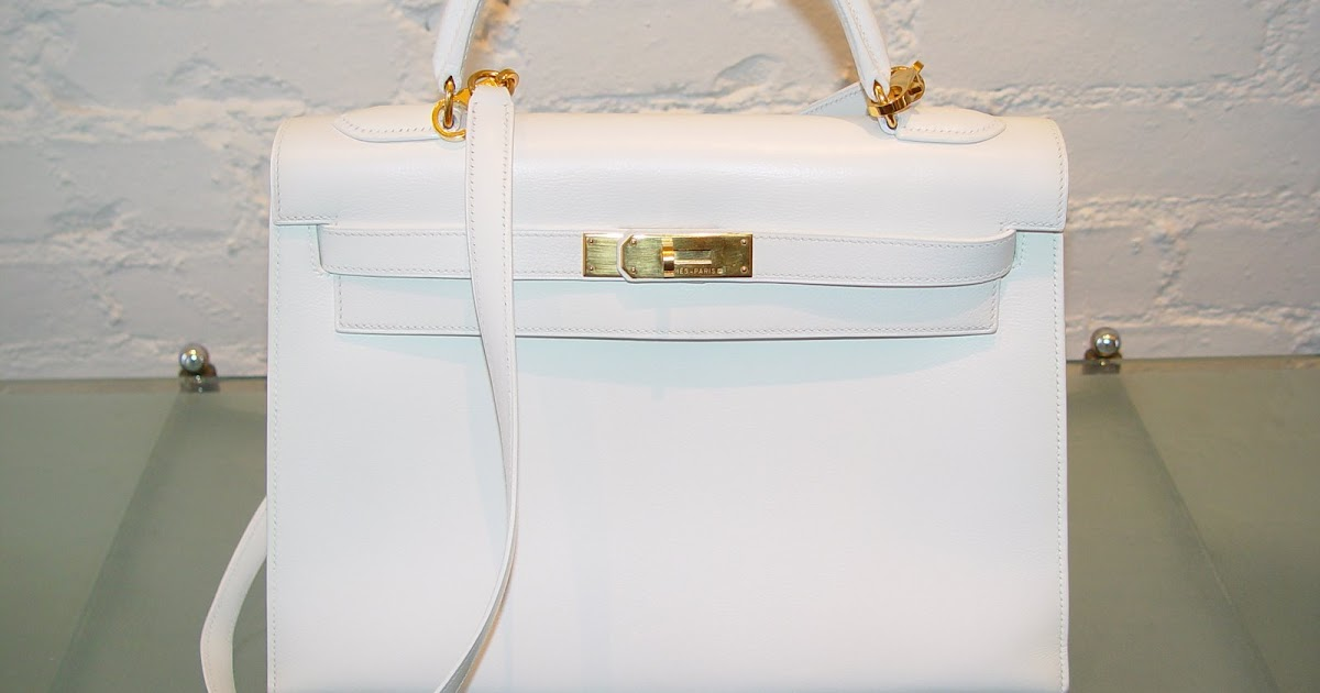 replica hermes - DECADES INC.: HERMES KELLY WHITE OF PASSAGE
