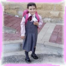 26 de Septiembre-Primer dia de escuela. First day school