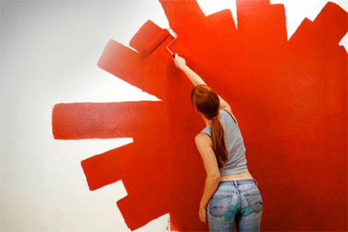 Tintas para parede