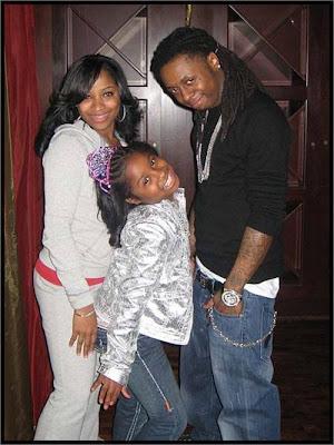 Toya Carter And Lil Wayne
