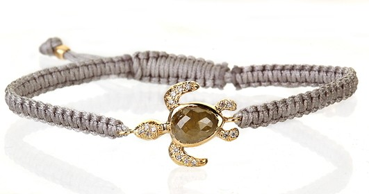 Mcdonald Has Recently Created A New Limited Edition Sea Turtle Macramé Bracelet Collection In Support Of The National Wildlife Federation S Efforts