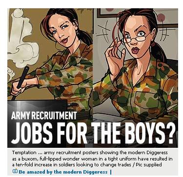[ArmyPosterShowingCockAndBalls]