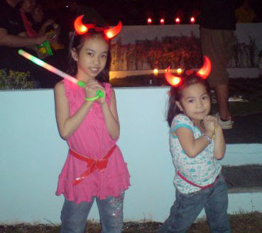 Arielle and Ceces
