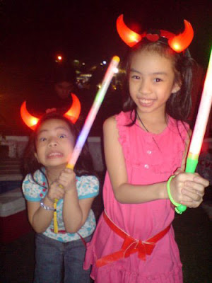 Ceces and Arielle