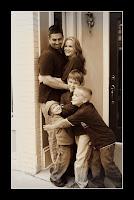 Tonto's Tribe:Trav, Stacy, Mason, Parker, and Casey