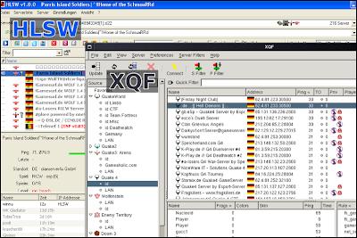 Tres Finocchiaro: HLSW For Linux