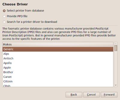 Jzebra setting on Ubuntu ~ Code Interpreter