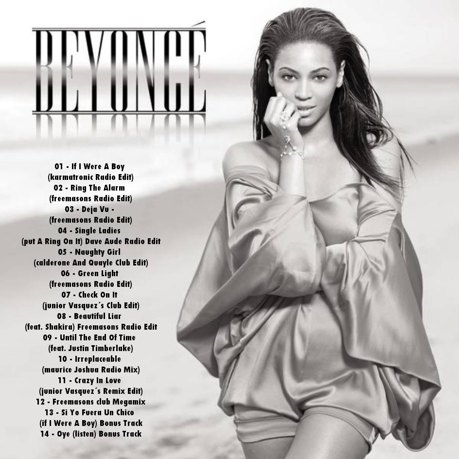 Beyoncé: DOWNLOAD - CD - Beyoncè - Remixed 2009