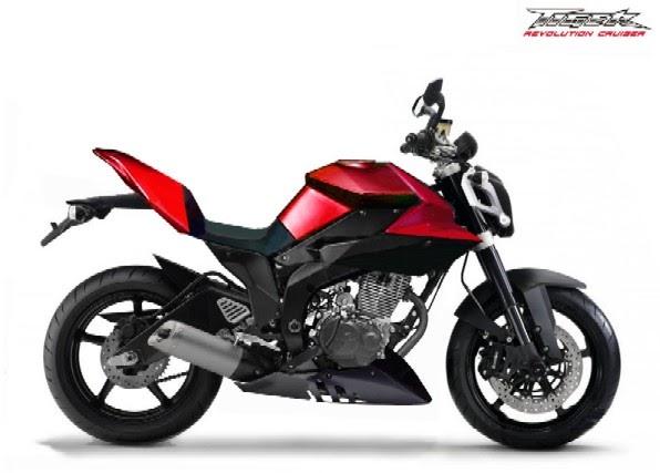 Modification Extreme: Honda Tiger Revo Modification