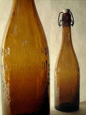 flaschen sammeln verboten