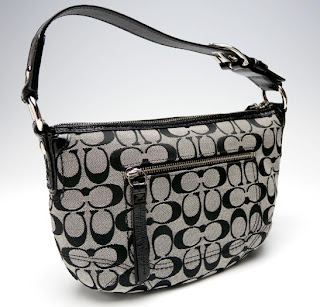 f739b59e72 ... purchase coach soho signature hobo bag 13114 sold color black khaki  coach signature jacquard fabric with