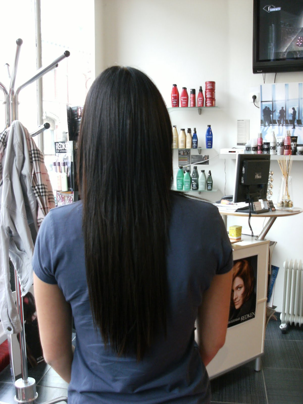 Act 9 Coiffure Caractere Coiffure Pose D 39extensions Quotdouble Hair Quot