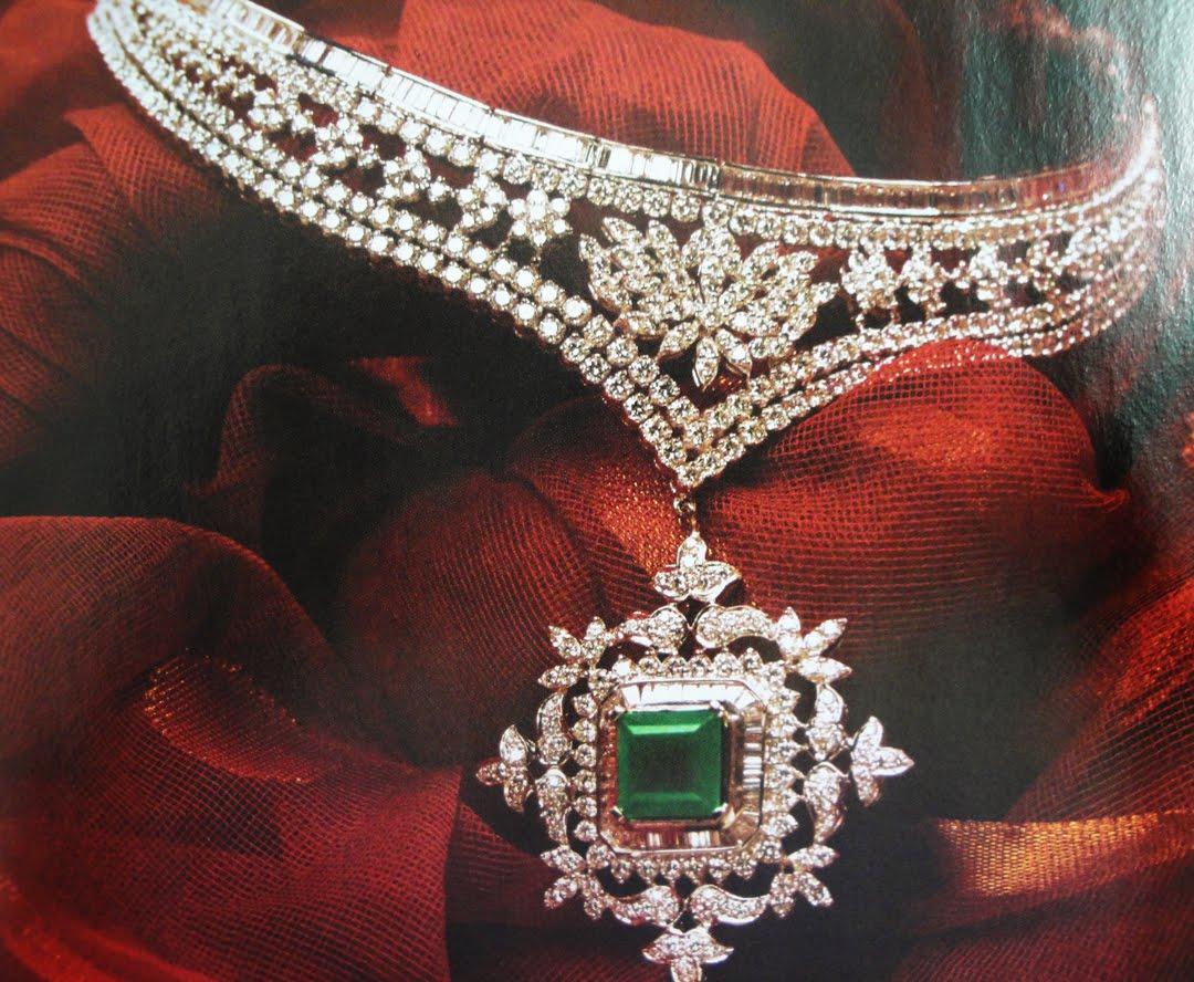Big Fat Indian Wedding Diamond Jewellery By Tanishq