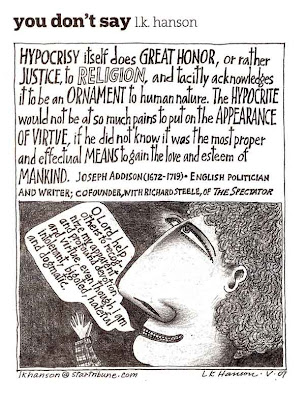 hanson cartoon