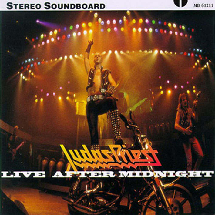 Judas Priest 1981 02 27 Wiesbaden Germany Quot Live After