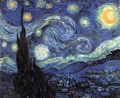 Notte stellata, Van Gogh