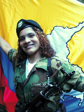 LAS MUJERES DE MODA EN LAS FARC