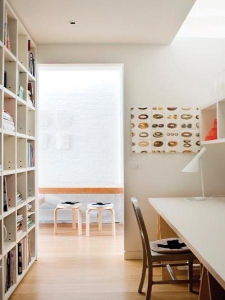 Desire to Inspire - White workspace