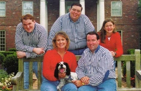 Huckabee Family