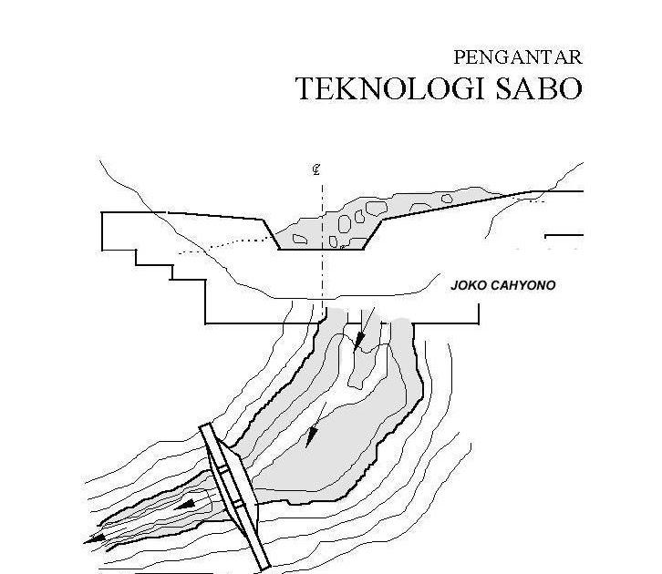 JC Power Sabo Dam: Teknologi Sabo Dam
