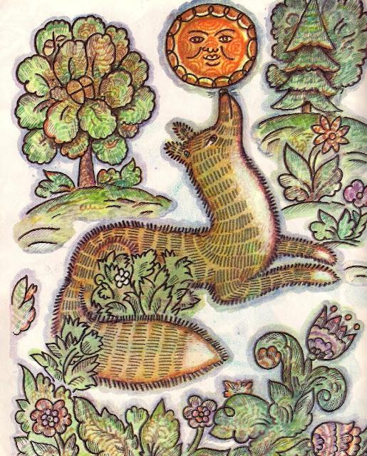 Kolobok fox