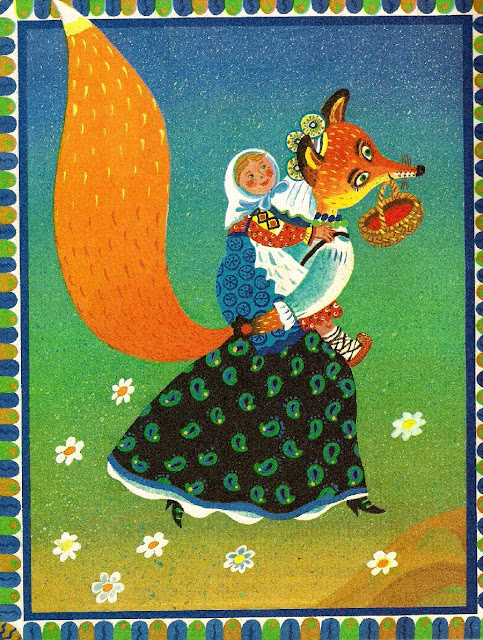 he Girl and the Fox Sineva