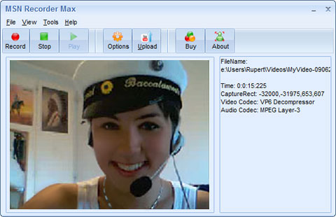 MSN Recorder Max Full