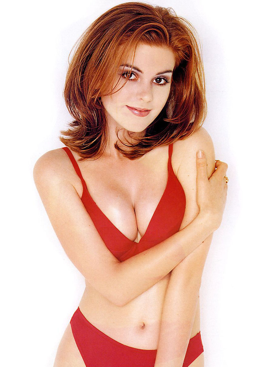 Isla Fisher Sexy Picture