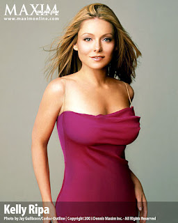 Kelly Ripa Arms Before And After
