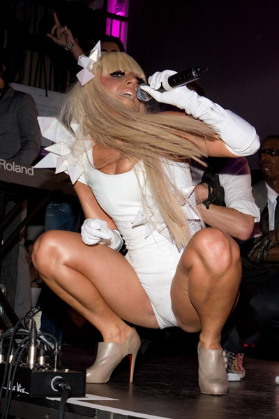 Lady Gaga Sexy Picture 97