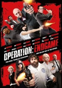 Operation Endgame o filme