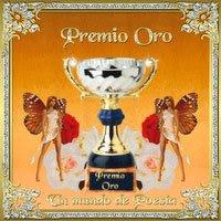 """Premio Oro """"Un mundo de poesía"""""""